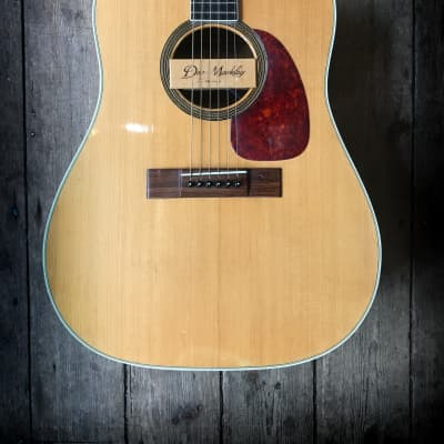 1965 Levin LT-18 Dreadnought Acoustic in Natural finish for sale