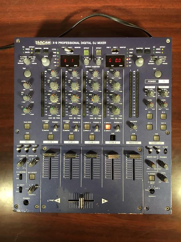 Tascam X9 DJ Mixer | E Fada Music