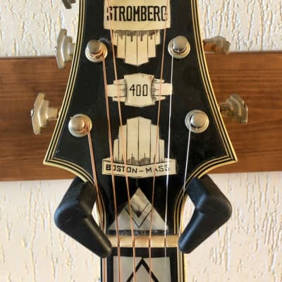 Stromberg Master 400 1940 Sunburst (D'Angelico, Gibson Super 400, L-5) for sale