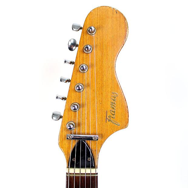 vintage 1960s framus electric guitar reverb. Black Bedroom Furniture Sets. Home Design Ideas