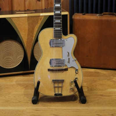Kay K6700 Barney Kessel Artist  late 1950's Blonde for sale
