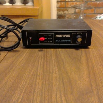 Multivox MX-2 Fullrotor early 80s Black for sale