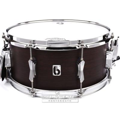 British Drum Company Lounge Series Snare Drum - Kensington Crown 14x6.5