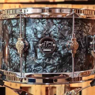 DW Performance Maple Black Diamond Snare Drum - 7x13