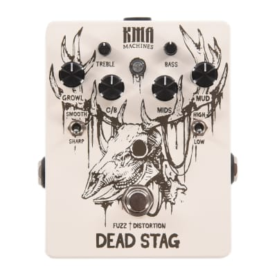 KMA Dead Stag Fuzz / Distortion Pedal