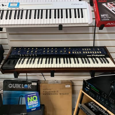 Korg PolySix Analog Polyphonic Synth w/ mods ~Free Ship~