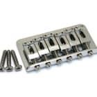 """Fender 005-8274-000 Fender Chrome 2-1/16"""" S Spacing Hardtail Bridge Stratocaster/Strat image"""