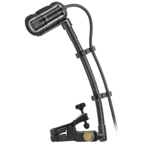 Audio-Technica ATM350U Clip-On Instrument Condenser Microphone