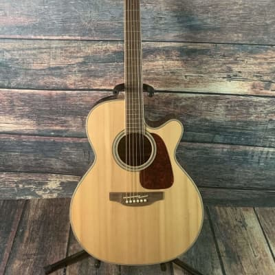 Takamine GN71CE-NAT G-Series G70 NEX Series Acoustic Electric Guitar- Natural for sale