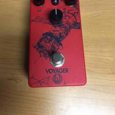 Walrus Audio Voyager Overdriver Blue and Red for sale