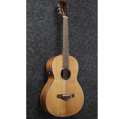 Ibanez AVN9SPENT Artwood Thermo-Aged Caucasian Spruce / Okoume Parlor