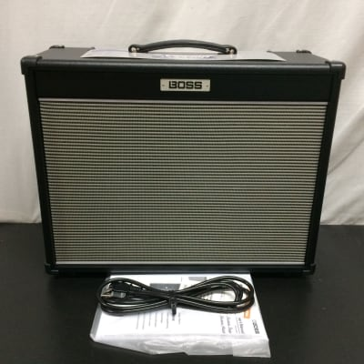 "Boss Nextone Artist 2-Channel 80-Watt 1x12"" Modeling Guitar Combo Customer Return"
