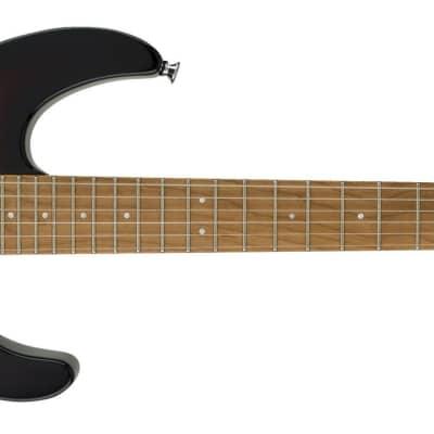 Charvel Pro-Mod DK24 HH 2PT CM Caramelized Maple Fingerboard 3-Tone Sunburst for sale