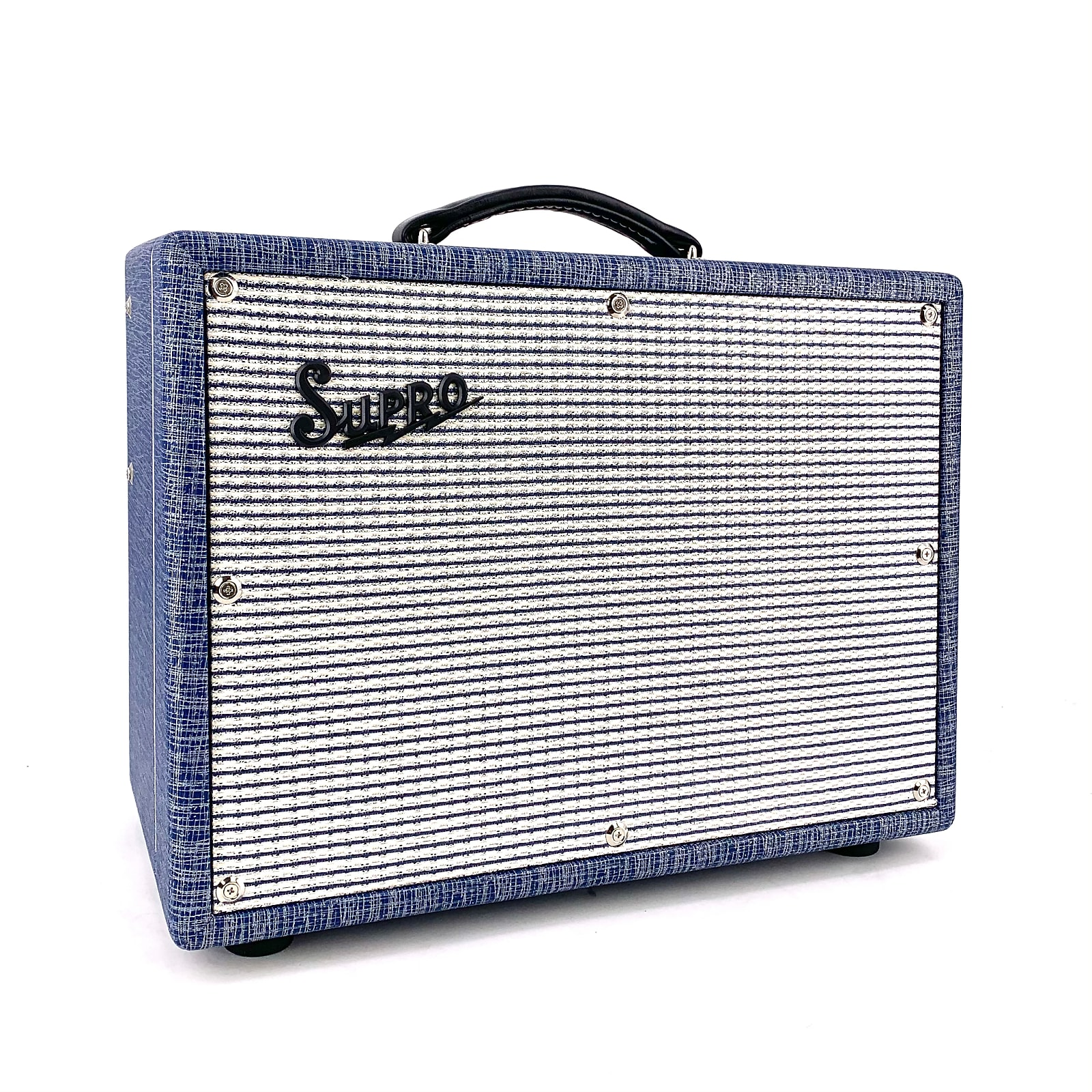 "Supro Keeley Custom 1970RK 1x10"" 25 Watt Tube Combo Amp"