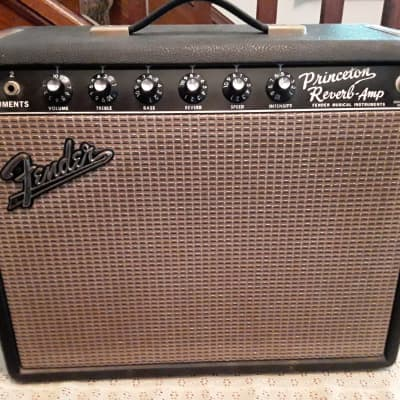 Fender Princeton Reverb 1966 Blackface for sale