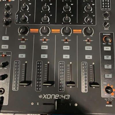 Allen & Heath XONE:43 4+1 Channel DJ Scratch Mixer