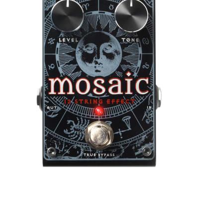 Digitech Mosaic Polyphonic 12-String Guitar Effect Pedal