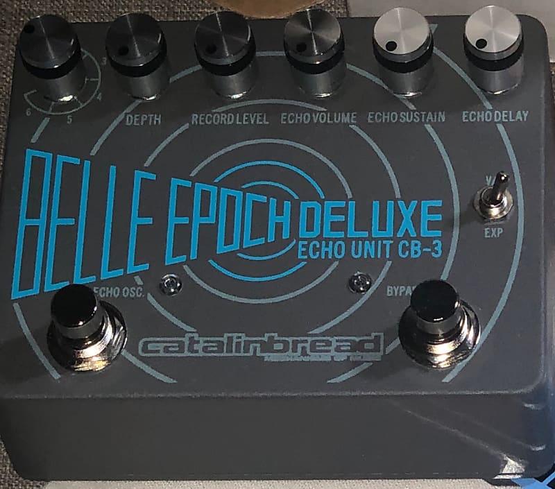 EPOCHDLX Catalinbread Belle Epoch Deluxe Delay Pedal