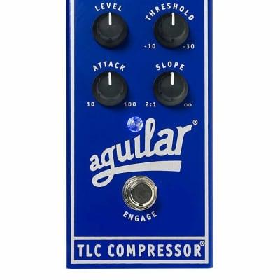 Aguilar TLC Bass Compressor *NEW IN BOX*