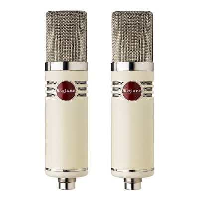 Mojave Audio MA-1000 Factory Matched Pair of Microphones | Free Shipping from Atlas Pro Audio