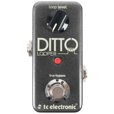 TC Electronic Ditto looper pedal for sale