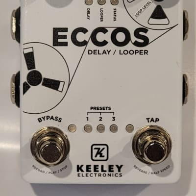 Keeley Keeley ECCOS Delay / Looper Pedal
