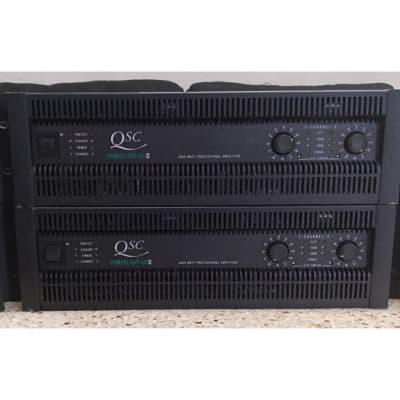 QSC Powerlight 6.0 II  Black Matte