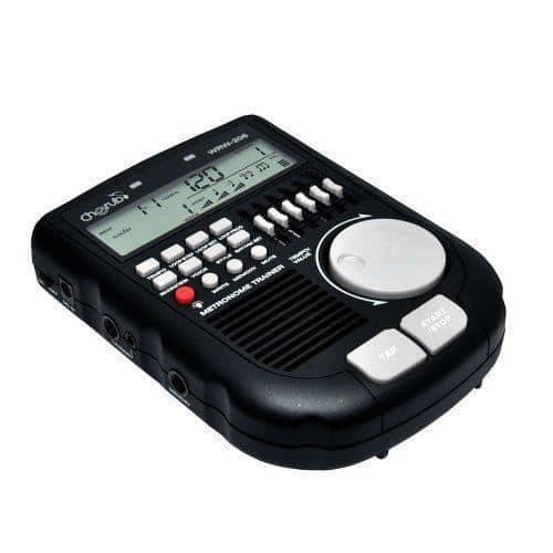Cherub WRW-206 Digital Metronome Drum Trainer   Reverb
