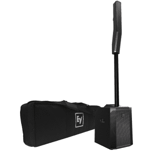 Electro-Voice Evolve 50 Portable 1000W Column PA System w Bluetooth + Subwoofer