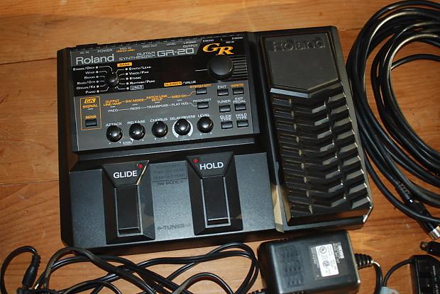 roland gr 20 midi synth gk 2b bass pickup gk cables reverb. Black Bedroom Furniture Sets. Home Design Ideas