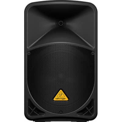 "Behringer  B112D mint Active 1000W Amplified 2-Way 12"" PA Speaker"