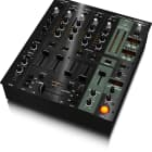 BEHRINGER DJX900USB 5-Channel DJ Mixer USB/Audio Interface w/ Contact-Free Fader + Warranty image