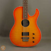 Hamer 12-string Acoustic Look Bass 1990s Sunburst image