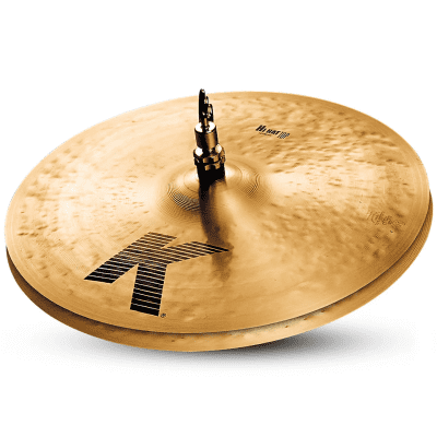 """Zildjian 15"""" K Series Hi-Hat Cymbal (Top)"""