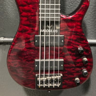 Modulus Q5  2005 Wine red for sale