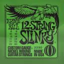 Ernie ball Slinky Nickelwound 12 String Slinky Guitar Strings 8 - 40