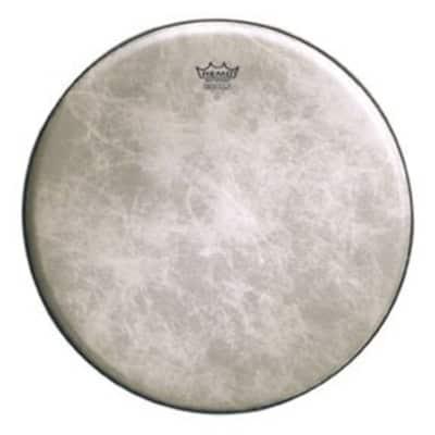 Remo Powerstroke® 3, Fiberskyn®, Ambassador® 22'' Bass Drumhead