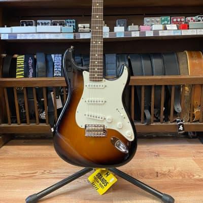 Fender American Special Stratocaster 2015 2-Tone Sunburst for sale