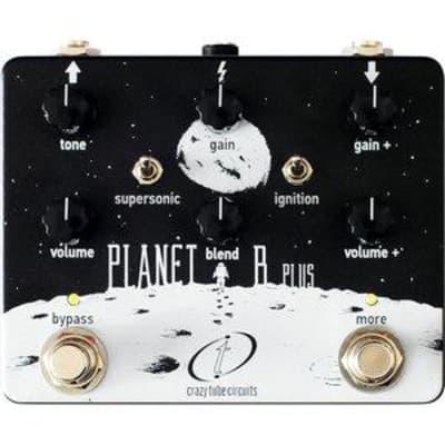 Crazy Tube Circuits Planet B Plus