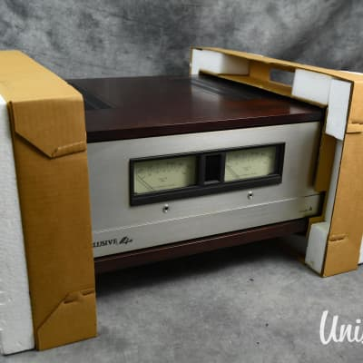 Pioneer Exclusive M4a Class A Stereo Power Amplifier in Very Good Condition