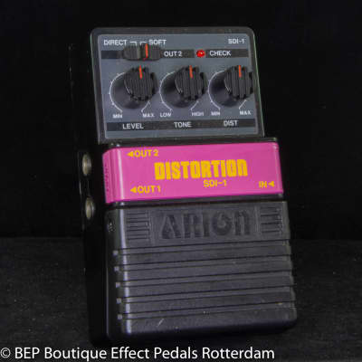 Arion  SDI-1 Distortion s/n 861103 for sale