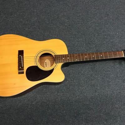 Kramer  D200SCE OG Electro Acoustic Guitar for sale