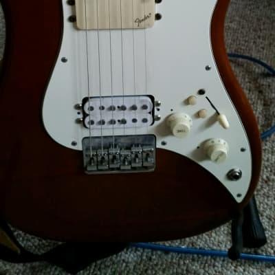 Fender 1983 Stratocaster H2 Bullet  walnut for sale