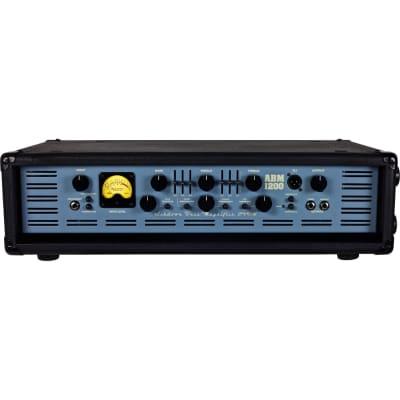 Ashdown ABM-1200-EVO IV bass amp head for sale