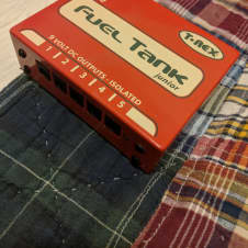 T-Rex Fuel Tank Jr.   Red