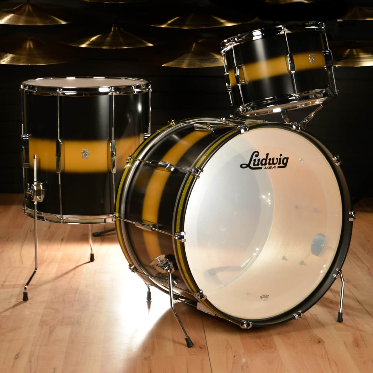 Drummer Cafe Forum - Dating Ludwig drums by serial