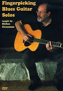 Stefan Grossman Guitar Workshop - Fingerpicking Blues Guitar Solos