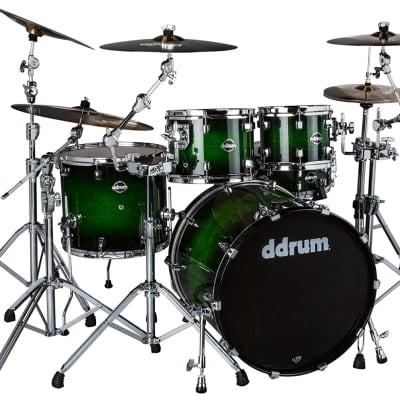 Dominion 5pc Greenburst Shell Pack
