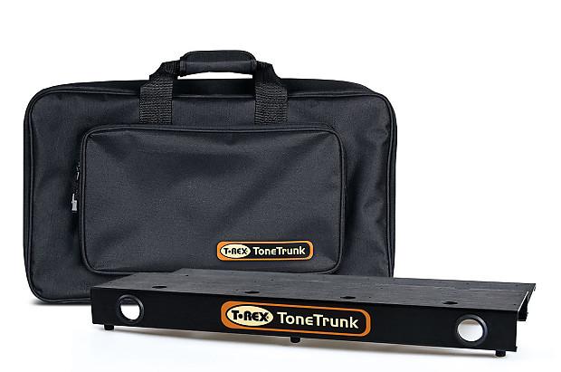 T-Rex Tonetrunk 56 Soft Bag pedal board | Macdaddy Music