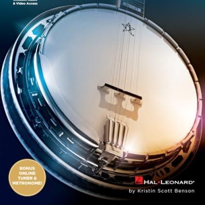 Hal Leonard First 15 Lessons – Banjo